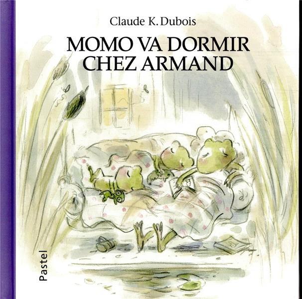 MOMO VA DORMIR CHEZ ARMAND DUBOIS, CLAUDE K. EDL