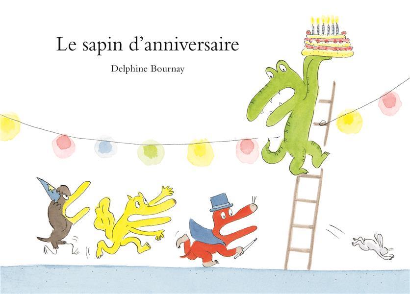 LE SAPIN D'ANNIVERSAIRE