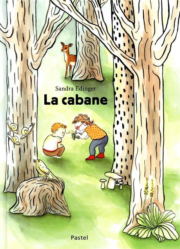 LA CABANE EIDENGER, SANDRA EDL