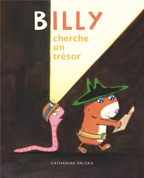 BILLY CHERCHE UN TRESOR VALCKX, CATHARINA EDL