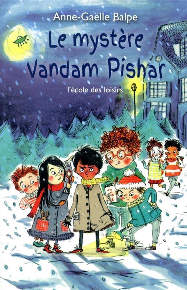 LE MYSTERE VANDAM PISHAR