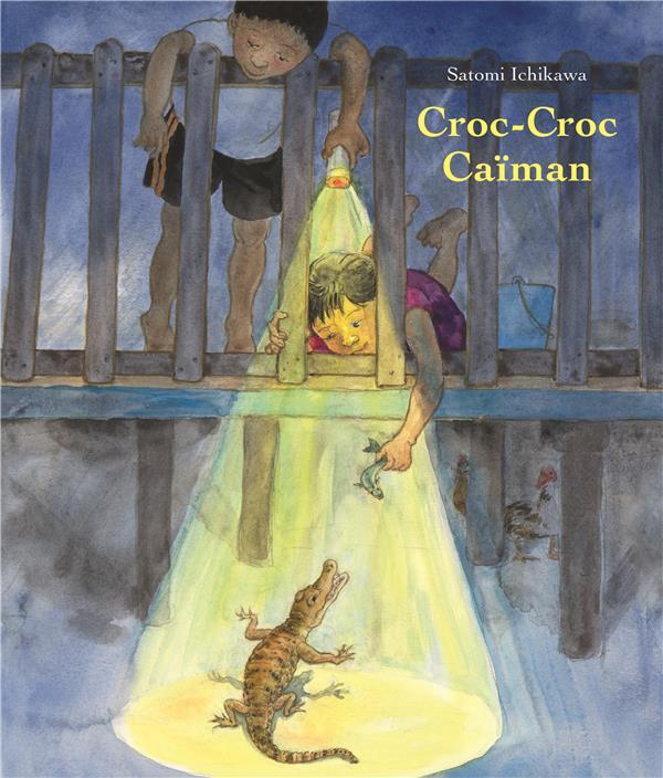 CROC-CROC CAIMAN