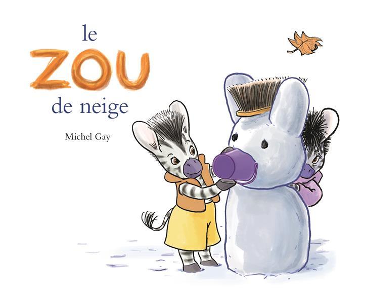 LE ZOU DE NEIGE GAY, MICHEL EDL