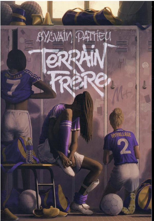 HYPALLAGE T.2 : TERRAIN FRERE