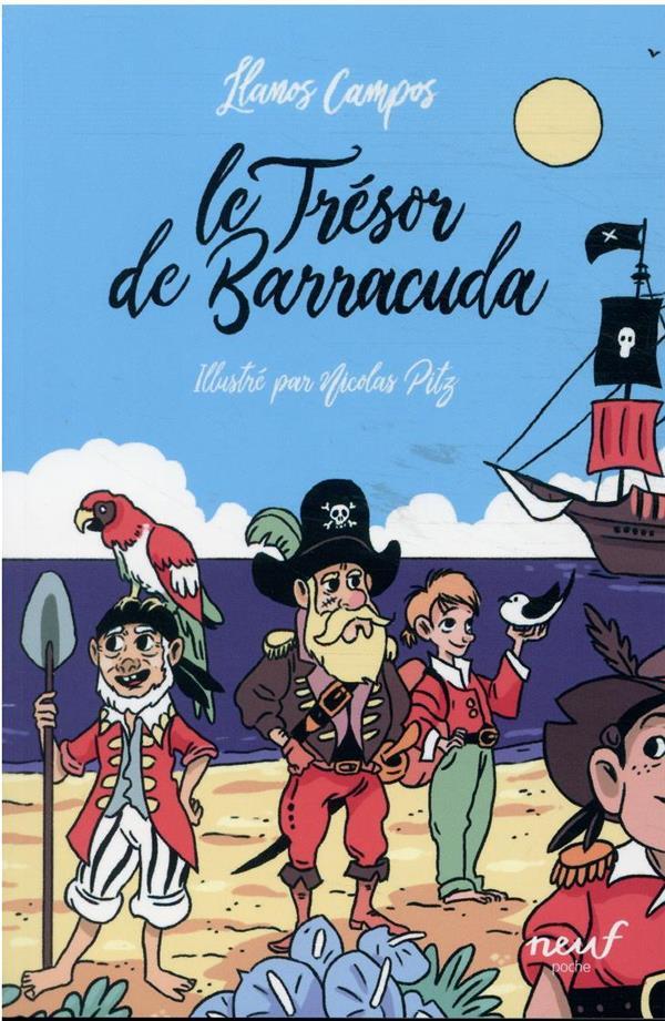 LE TRESOR DE BARRACUDA CAMPOS, LLANOS   EDL