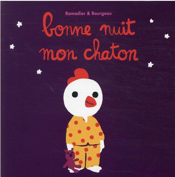 BONNE NUIT MON CHATON -