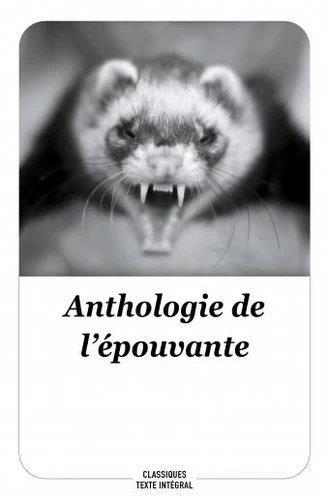 ANTHOLOGIE D'EPOUVANTE COLLECTIF EDL