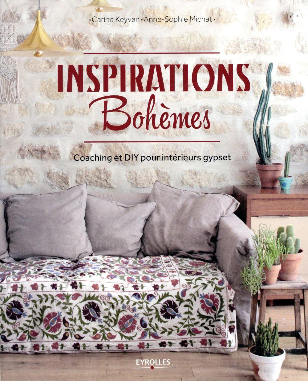 INSPIRATIONS BOHEMES  -  COACHING ET DIY POUR INTERIEUR GYPSET