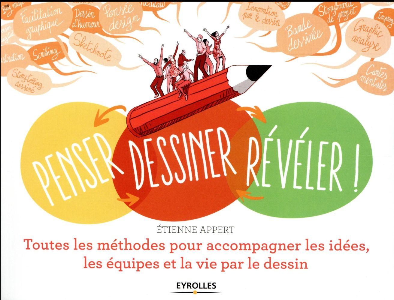 PENSER DESSINER REVELER ! FACI APPERT ETIENNE EYROLLES