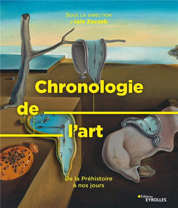 CHRONOLOGIE DE L'ART  -  DE LA PREHISTOIRE A NOS JOURS