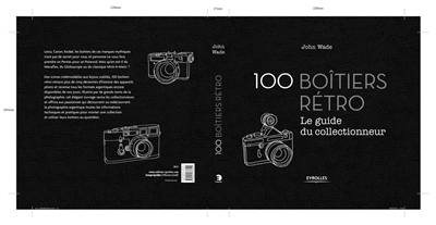 100 BOITIERS RETRO  -  LE GUIDE DU COLLECTIONNEUR