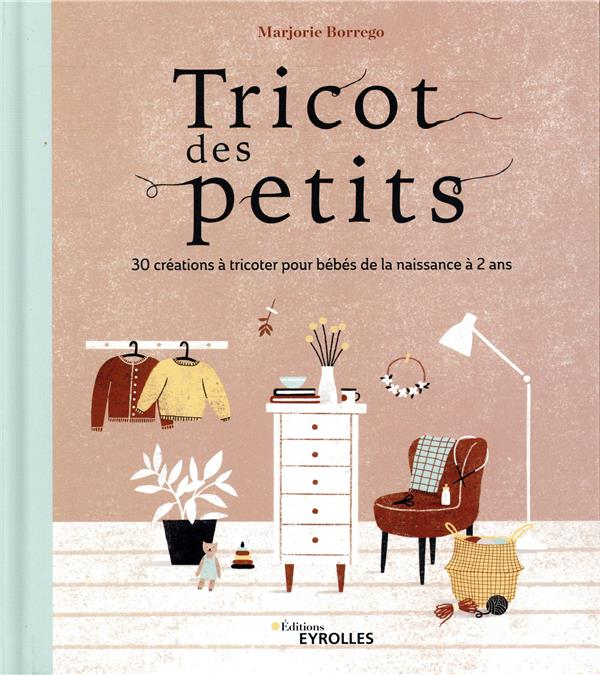 TRICOT DES PETITS - 30 CREATIO BORREGO MARJORIE EYROLLES