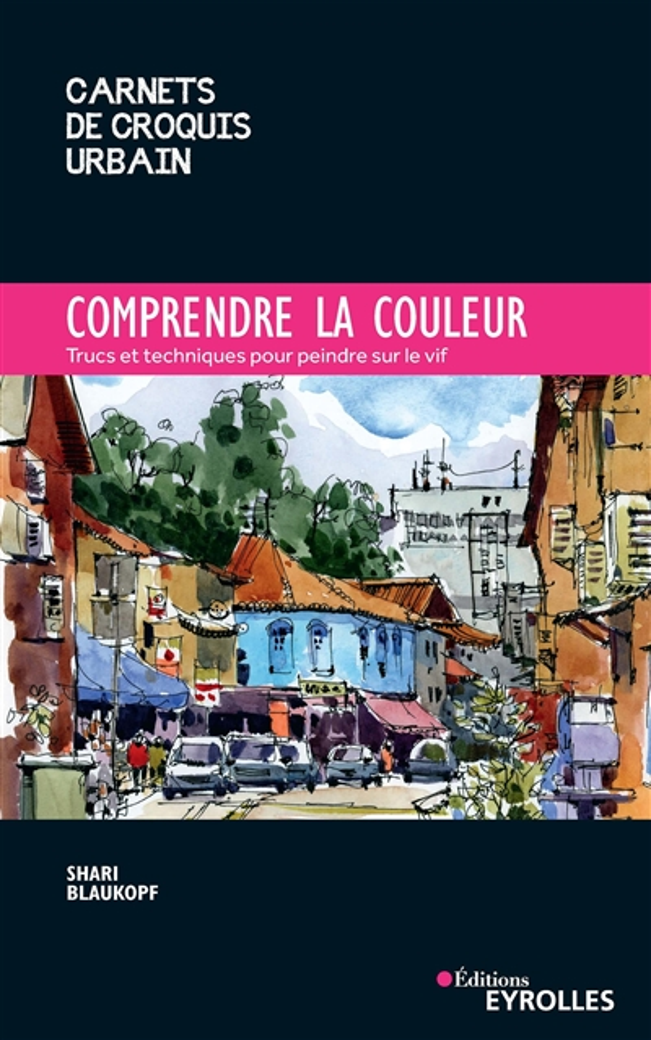 COMPRENDRE LA COULEUR  -  TRUCS ET TECHNIQUES POUR PEINDRE SUR LE VIF