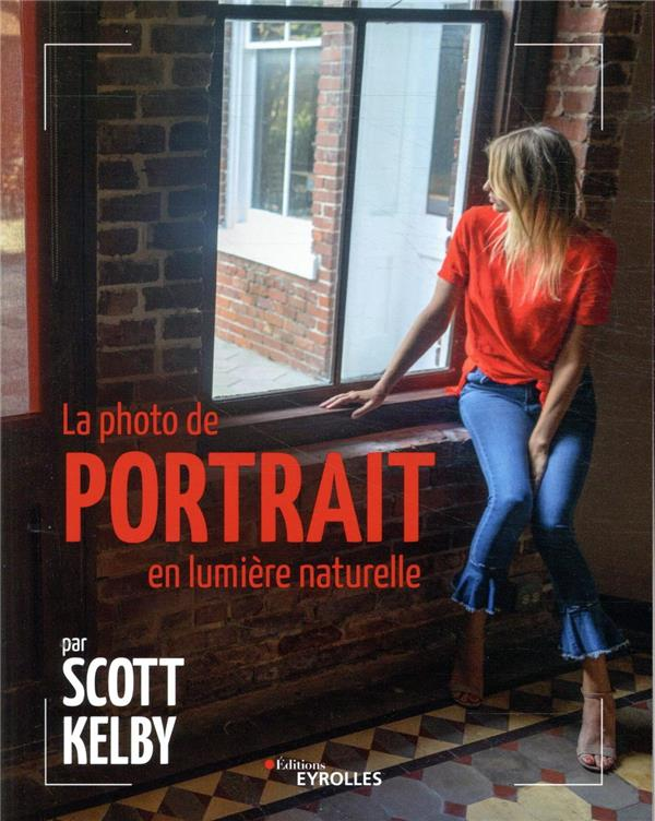 LA PHOTO DE PORTRAIT EN LUMIERE NATURELLE PAR SCOTT KELBY