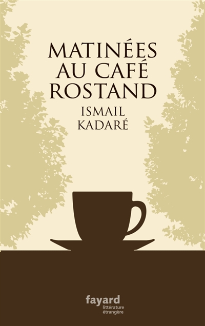MATINEES AU CAFE ROSTAND