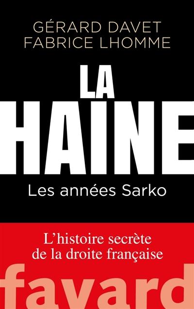 LA HAINE DAVET/LHOMME FAYARD