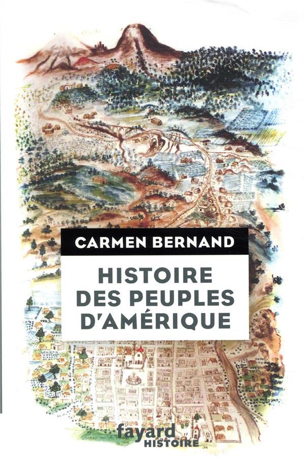 HISTOIRE DES PEUPLES D'AMERIQUE