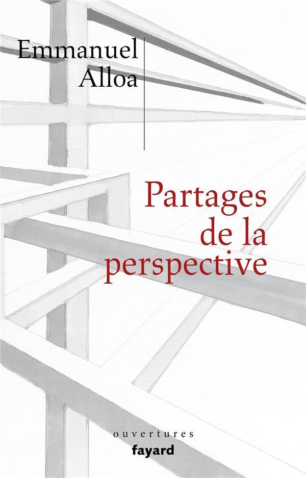 PARTAGES DE LA PERSPECTIVE