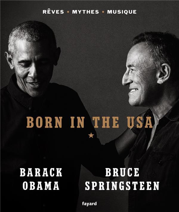 BORN IN THE USA OBAMA, BARACK FAYARD