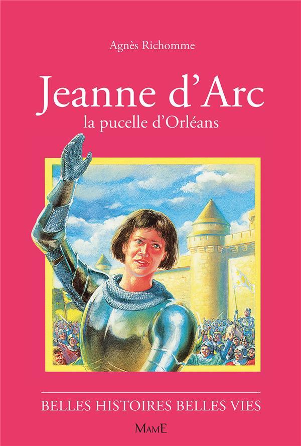 JEANNE D'ARC  -  LA PUCELLE D'ORLEANS