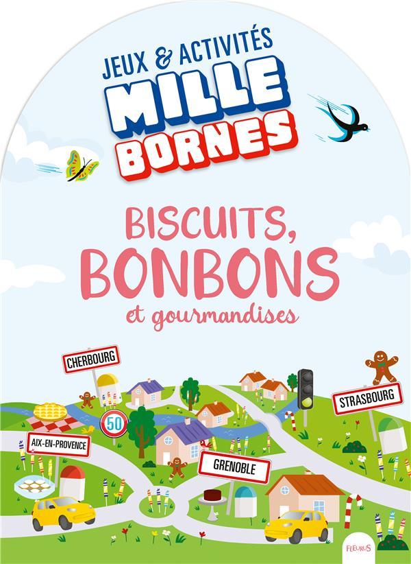 BISCUITS, BONBONS ET GOURMANDISES  FLEURUS