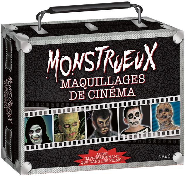 MONSTRUEUX MAQUILLAGES DE CINEMA