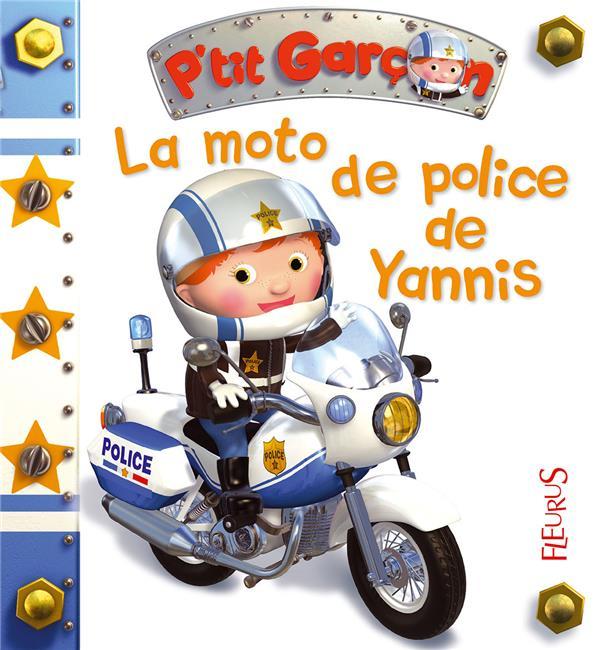 P'TIT GARCON  -  LA MOTO DE POLICE DE YANIS