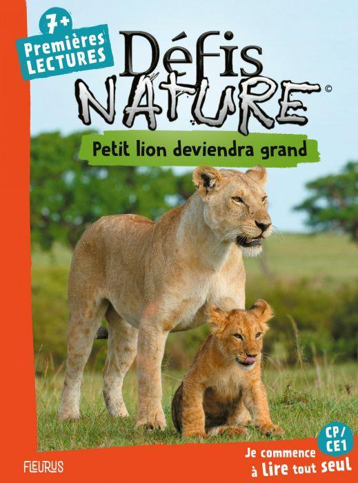 PETIT LION DEVIENDRA GRAND