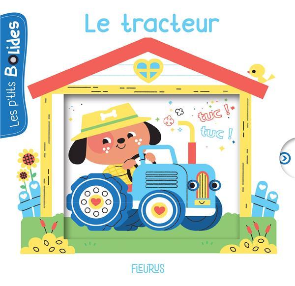LE TRACTEUR BELINEAU/DERODIT FLEURUS