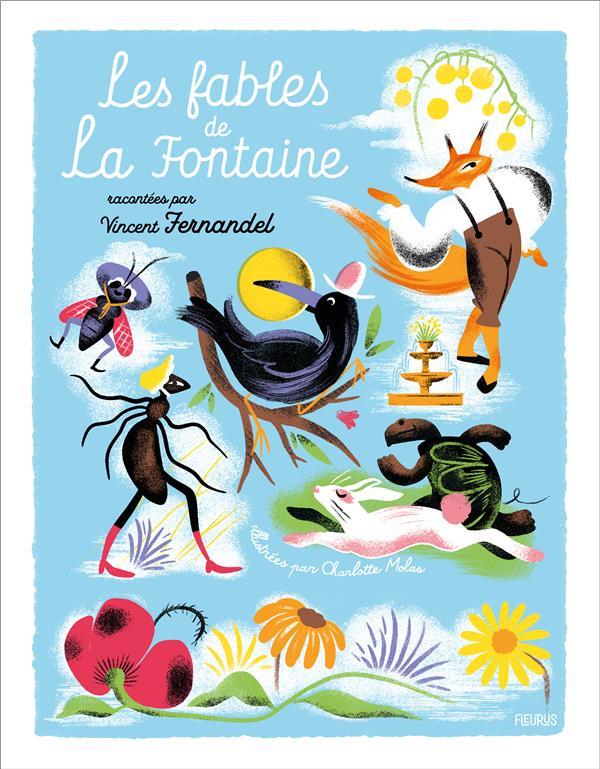 LES FABLES DE LA FONTAINE LA FONTAINE, JEAN DE FLEURUS