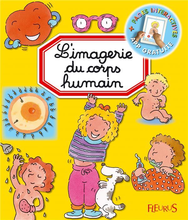 L'IMAGERIE DU CORPS HUMAIN  SOUBROUILLARD, NADINE  FLEURUS
