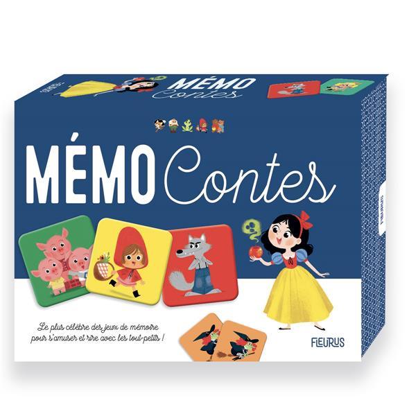 MEMO  -  CONTES CORALIE VALLAGEAS NC