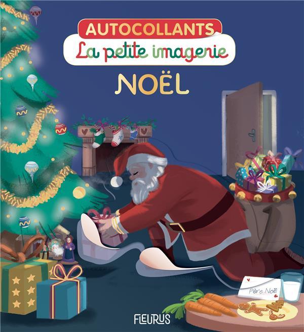 AUTOCOLLANTS  -  NOEL FIGUES LISA-MARIE FLEURUS