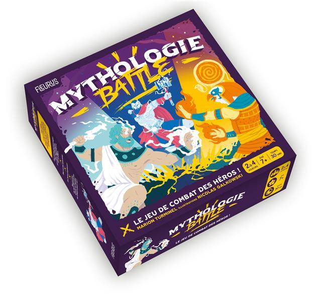 MYTHOLOGIE BATTLE TURMINEL/GALKOWSKI NC