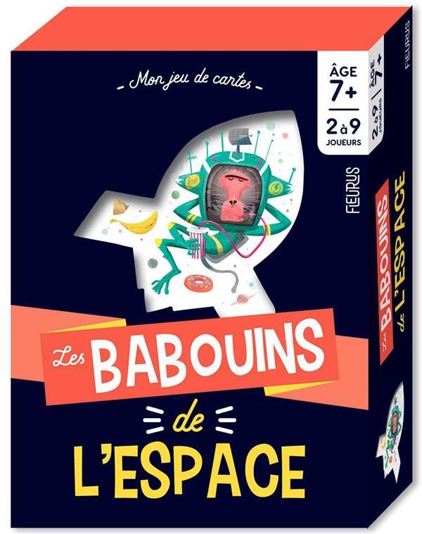 LES BABOUINS DE L ESPACE - 7 ANS ET + VOINCHET/PIXEL Lgdj