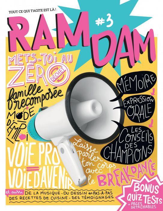 RAMDAM N.3