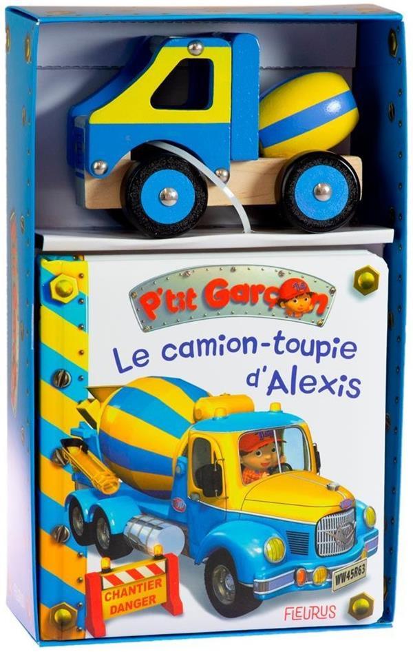 P'TIT GARCON  -  LE CAMION-TOUPIE D'ALEXIS