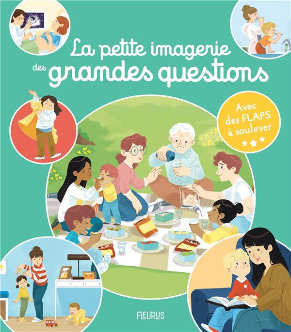 LA PETITE IMAGERIE DES GRANDES QUESTIONS