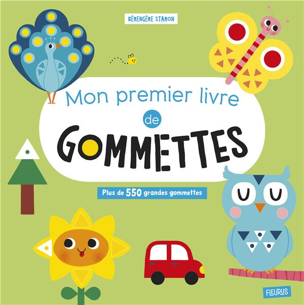 MON PREMIER LIVRE DE GOMMETTES