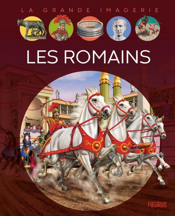 LES ROMAINS XXX FLEURUS