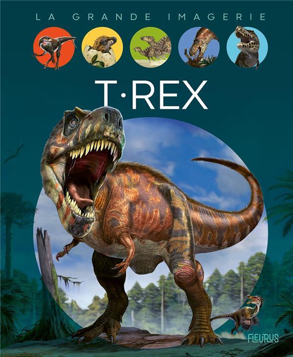 T.REX XXX FLEURUS