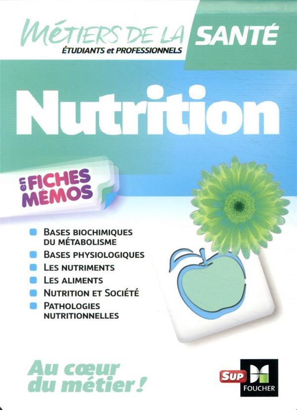 NUTRITION  -  EN FICHES MEMOS