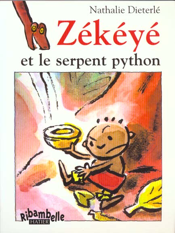 RIBAMBELLE CP - ZEKEYE ET LE SERPENT PYT