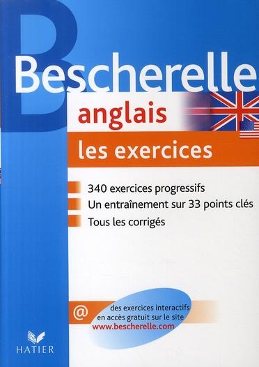 BESCHERELLES  -  ANGLAIS  -  EXERCICES MALAVIEILLE/QUIVY HATIER JEUNESSE