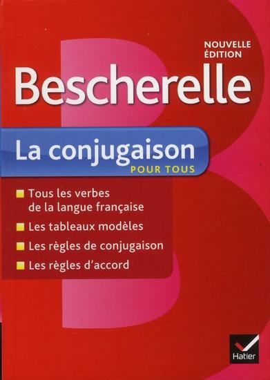 COLLECTIF - BESCHERELLE LA CONJUGAISON POUR TOUS
