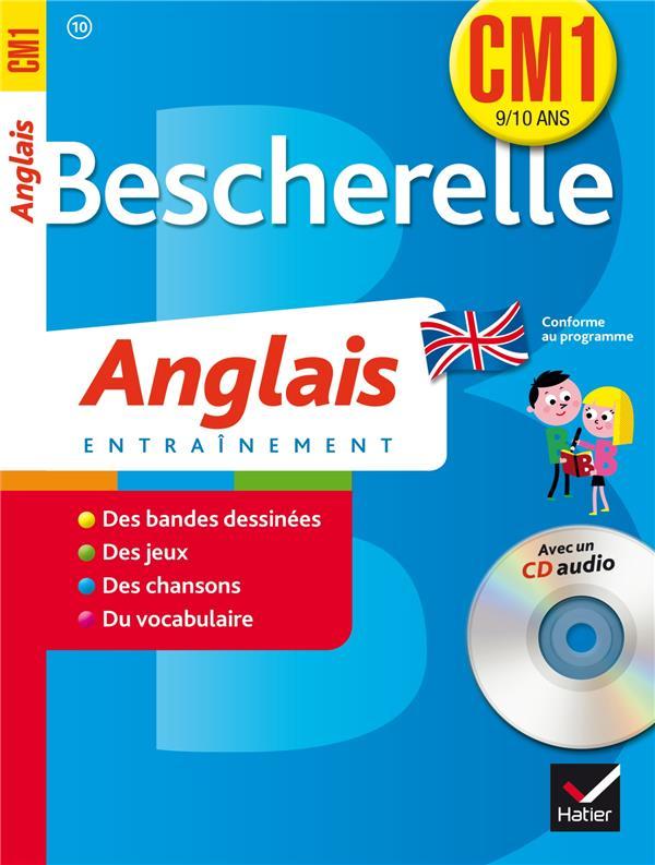 BESCHERELLE  -  ANGLAIS  -  CM1 DEFRASNE/TOUATI Hatier