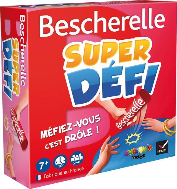BESCHERELLE  -  SUPER DEFI  -  JEU DE VOYAGE XXX Hatier
