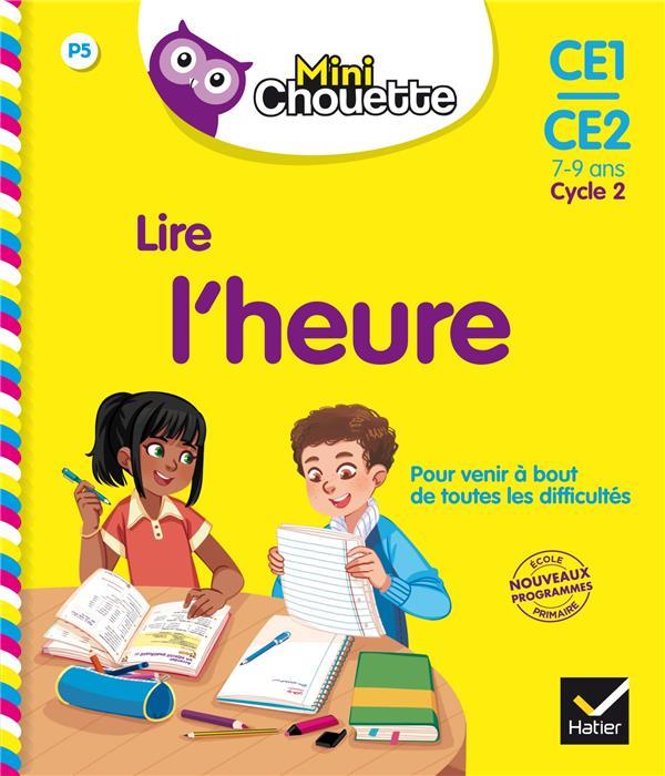 LIRE L-HEURE CE1/CE2