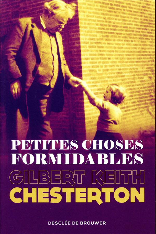PETITES CHOSES FORMIDABLES