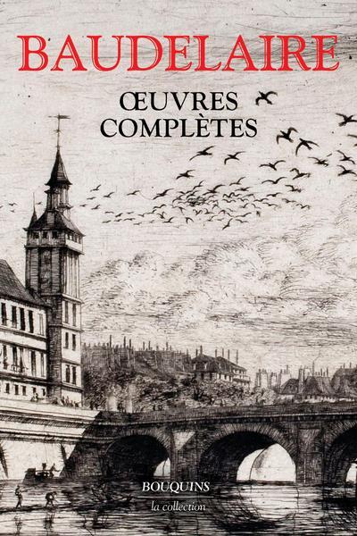 OEUVRES COMPLETES BAUDELAIRE/JAMET/ROY ROBERT LAFFONT